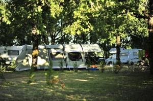 camping à Gourdon